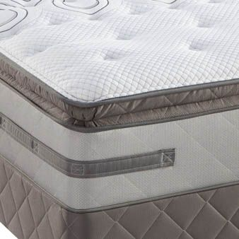 Queen Sealy Posturepedic Response Performance Cooper Mountain Iv Plush Pillow Top 14 Inch Mattress Pillow Top Sealy Posturepedic Mattress