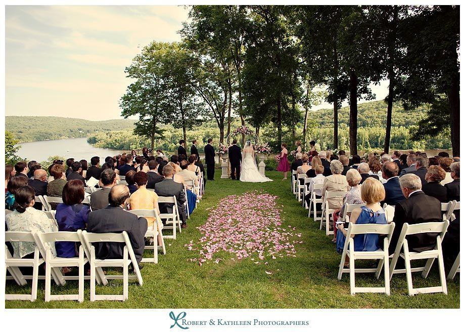 St Clements Castle Portland Ct Wedding Photos
