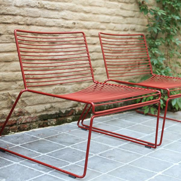 hay tuinstoel type hee lounge chair patios garden furniture and backyard. Black Bedroom Furniture Sets. Home Design Ideas