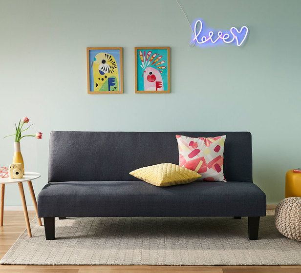 Astonishing Kip 3 Seater Futon Fantastic Furniture Beds In 2019 Machost Co Dining Chair Design Ideas Machostcouk