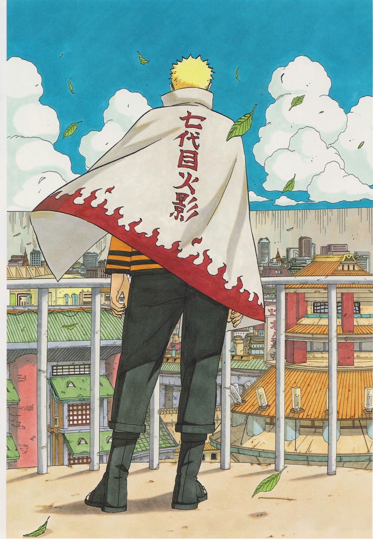 Naruto Hokage Large Image With Images Anime Anime Naruto