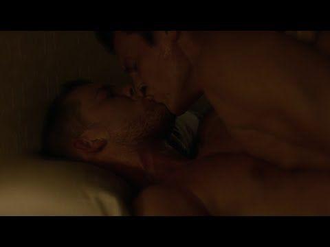 Gay love making scene