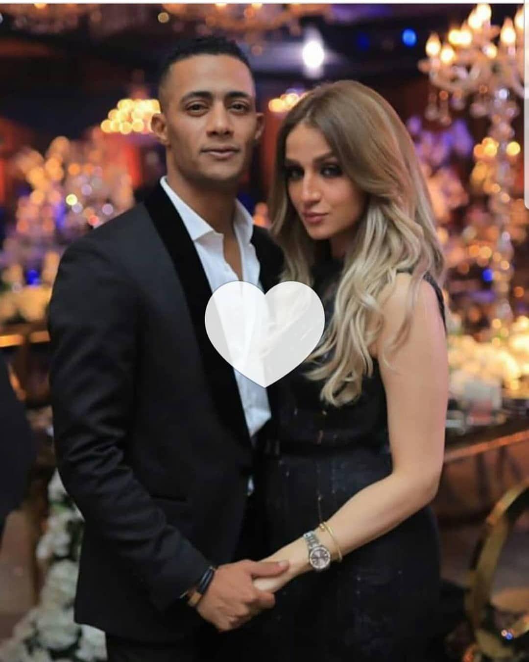 Egypt Celebrity On Instagram محمد رمضان وزوجته من حفل زفاف شيماء سيف Celebrities Couple Photos Couples