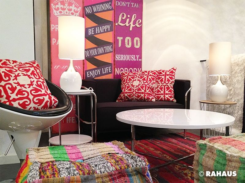 Rahaus De color style sofa stil berlin rahaus teppich sessell