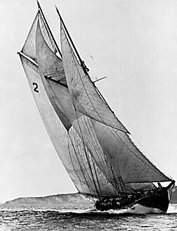 Bluenose II Schooner – Lunenburg, Nova Scotia's Famous Tall Ship ...