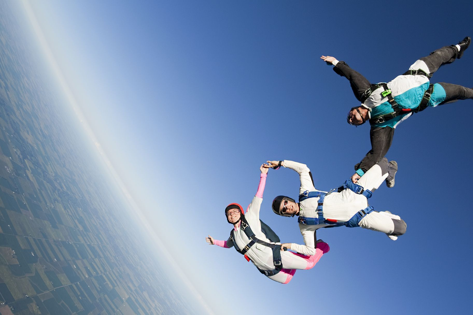 Yolo 5 Best Places To Skydive In America In 2020 Best Places To Skydive Skydiving Bungee Jumping