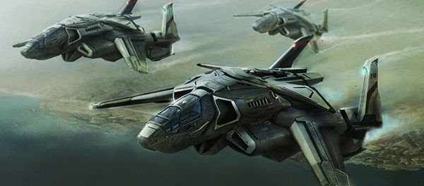 Scythe-Class Heavy Bomber