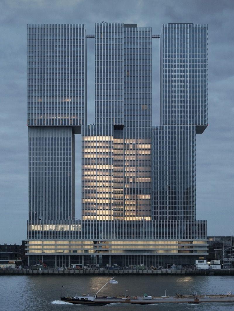 Rem Koolhaas Oma De Rotterdam 2014 Oma Diagram Programming  # Muebles Rotterdam Bogota