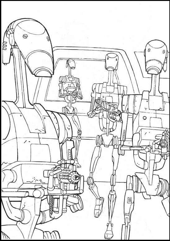 Star Wars Robots Coloring Pages For Kids G5x Printable Star Wars Coloring Pages For Kids Coloring Pages Online Coloring Pages Free Coloring Pages