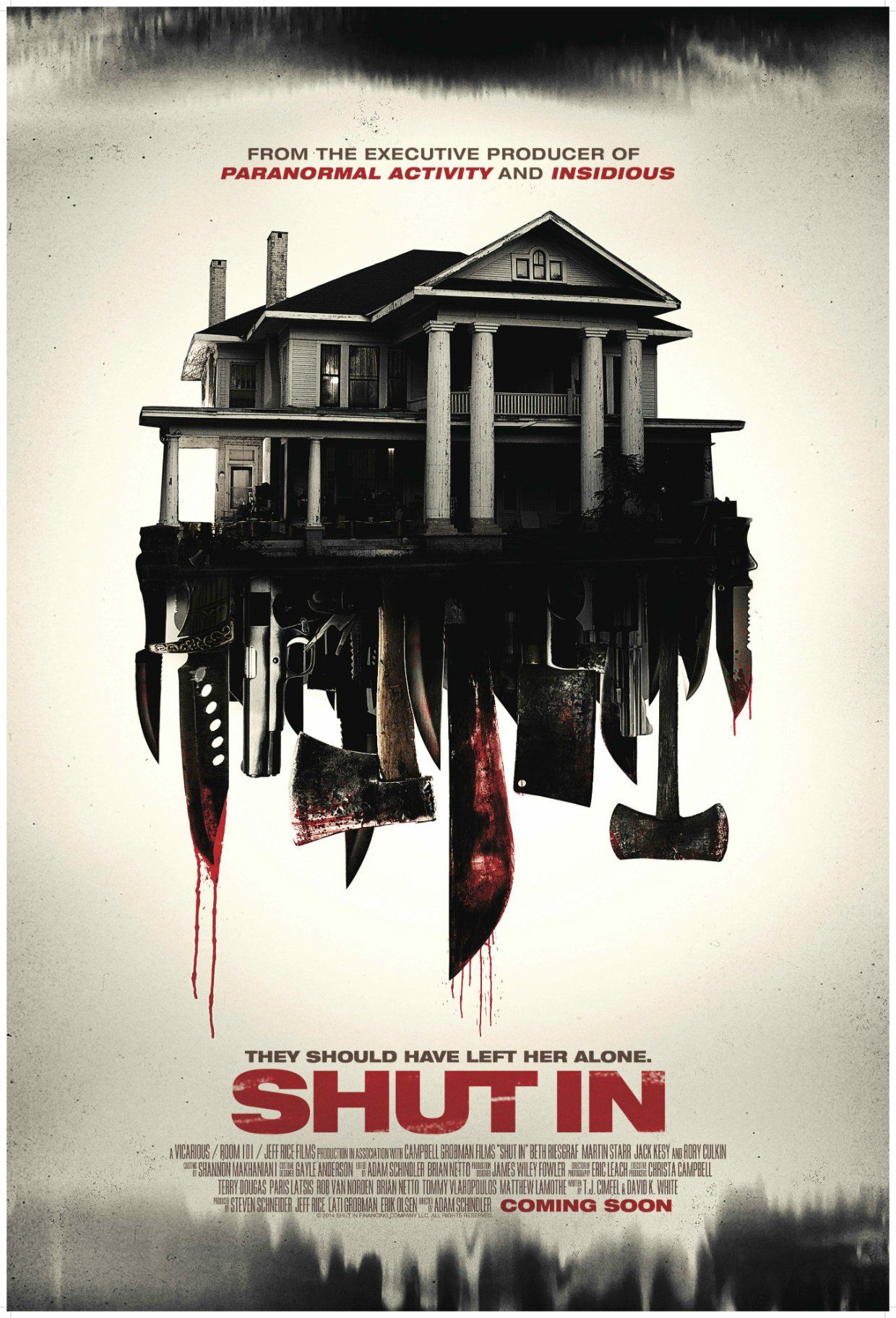 Shut In 2015 Movie Review Filmes Completos Online Gratis