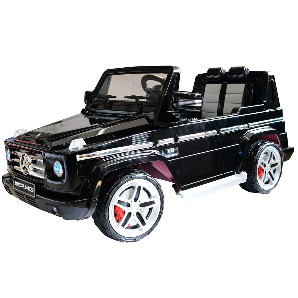 12v Kids Mercedes Benz G55 Electric Ride On Toys Battery