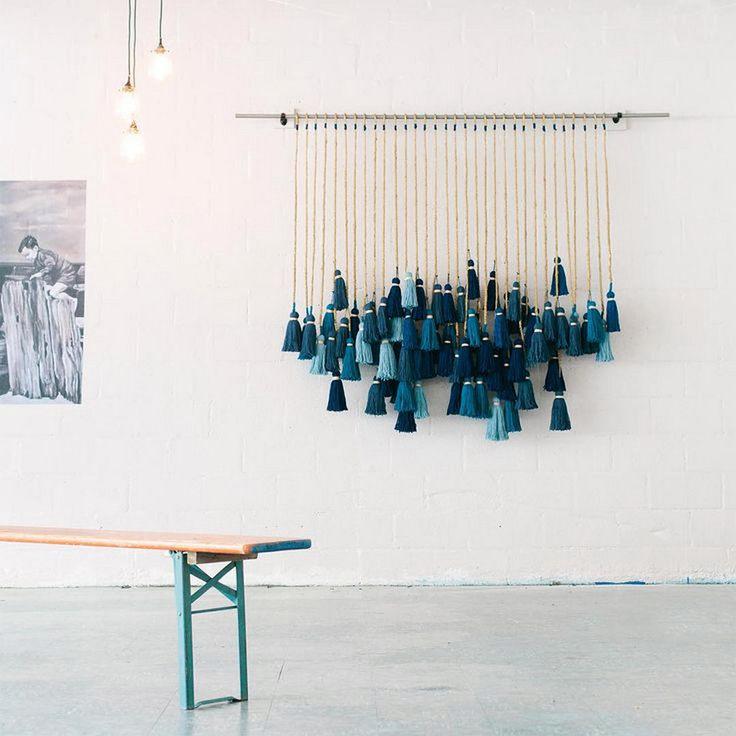 74 Beautiful Wall Hanging Macrame Ideas #diybeauty