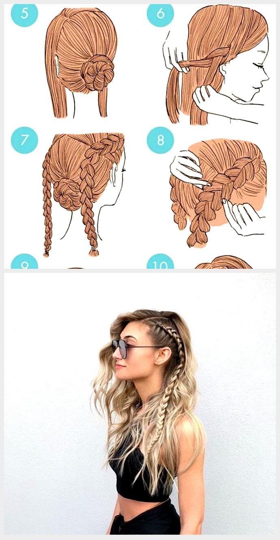 14 peinados trenzados fáciles y tutoriales paso a paso – stylishwomenoutfits.com