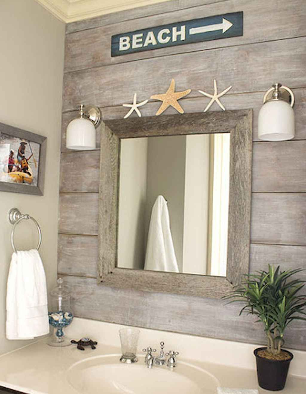 Bathroom Remodel With Stikwood: 20+ AMAZING COASTAL NAUTICAL BATHROOM REMODEL IDEAS
