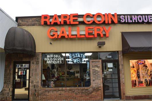 coin dealers in michigan