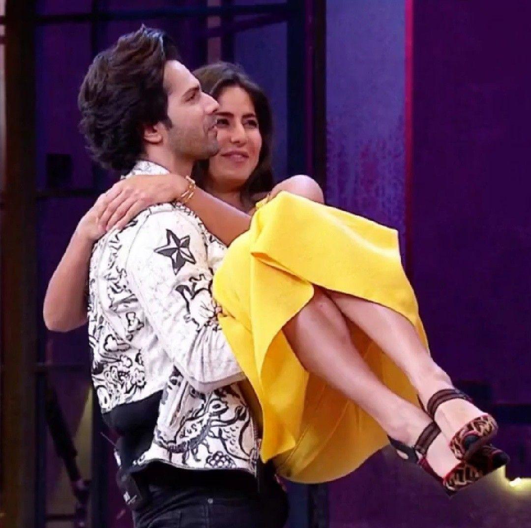 Varun Katrina Katrina Kaif Bollywood Actors Varun