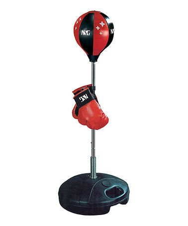 Look what I found on #zulily! Junior Free Standing Boxing Set #zulilyfinds