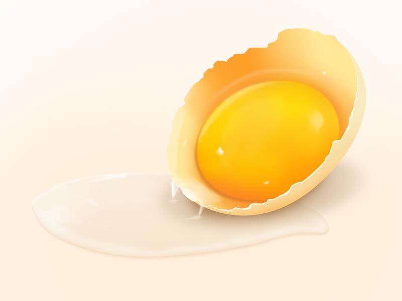 Broken Egg Broken Egg Eggs Egg Designs