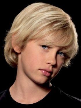 Little Boy Haircuts Long Hair