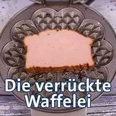 Rezepte fürs Waffeleisen: Schnelle Snacks aus dem Waffeleisen | BR.de