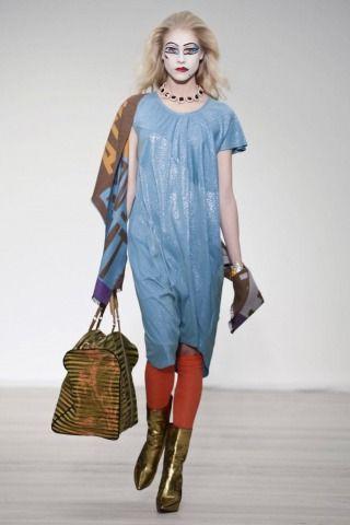 Vivienne Westwood @ London Womenswear A/W 2013 - SHOWstudio - The Home of Fashion Film