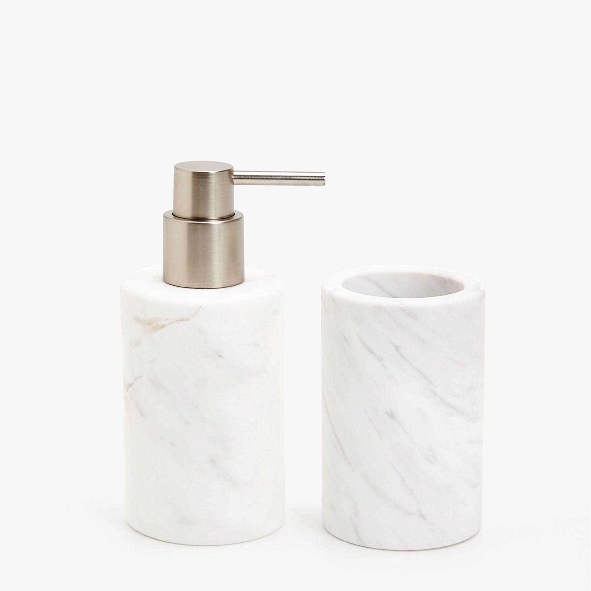 Salle De Bain Definition Larousse ~ marble effect bathroom set zara home pinterest