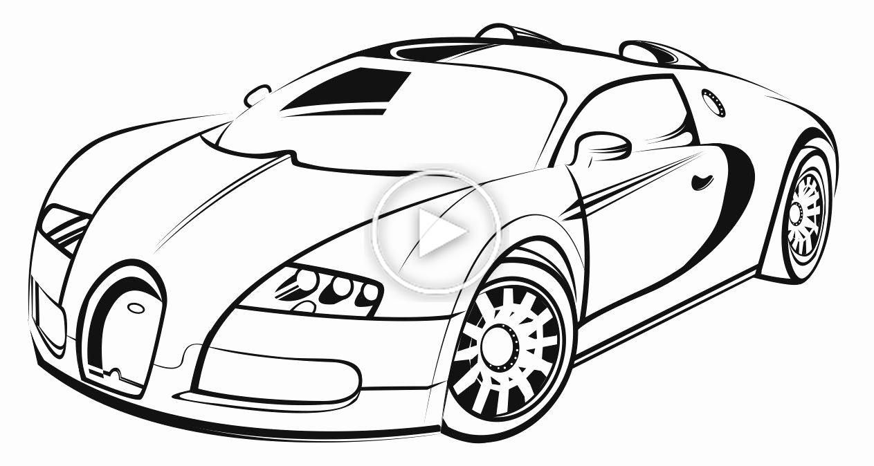 Bugatti Chiron Coloring Page Awesome Pics For Drawings Bugatti In 2020 Car Drawings Bugatti Chiron Bugatti