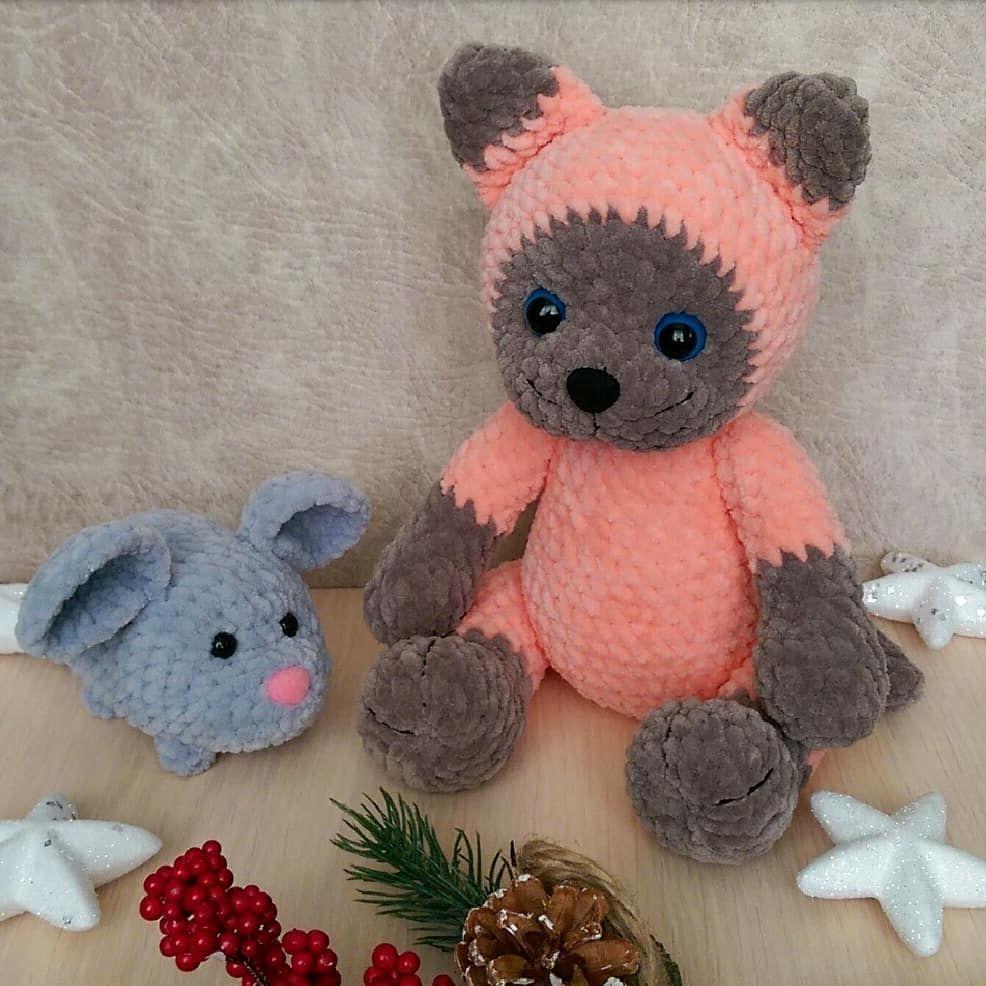 Crochet cat amigurumi pattern crochet cat pattern