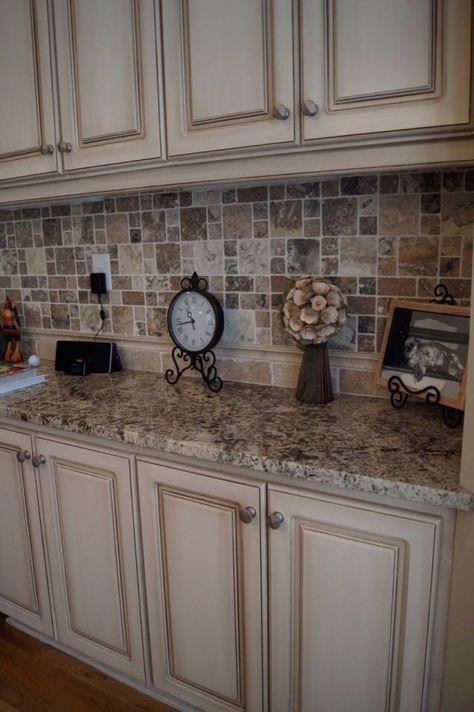 Dark Beige Kitchen Rustic Kitchen Cabinets Kitchen Remodel