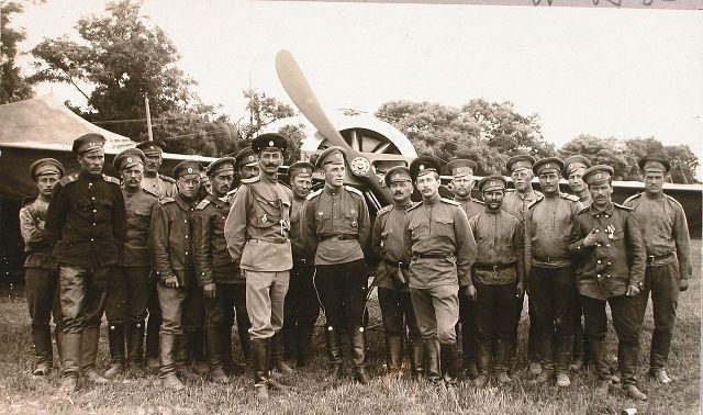 РУССКИЕ АВИАТОРЫ | Первая мировая война, Мировая война, Война