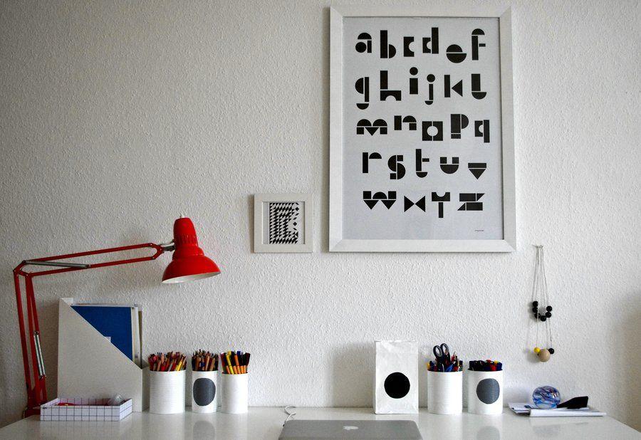 Schreibtisch aufräumen: Vom Volltischler zum Ordnungsliebhaber | SoLebIch.de