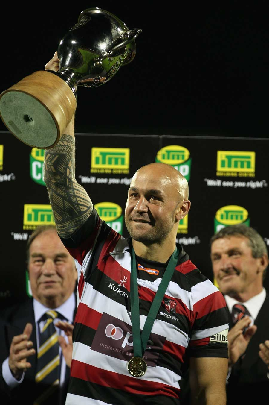 Counties Manukau's Forbes, Rugby, County