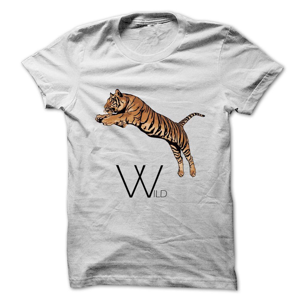 WILD T-Shirts, Hoodies. BUY IT NOW ==► https://www.sunfrog.com/Pets/WILD-49022438-Guys.html?id=41382