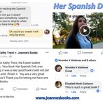 Here's the review for Her Spanish Doll. To download visit  JoannesBooks.com or  Amazon.com  #steamyromance  #amreading  #lovetoread  #books  #JoannesBooks pic.twitter.com/q6rjdGtrBB #spanishdolls Here's the review for Her Spanish Doll. To download visit  JoannesBooks.com or  Amazon.com  #steamyromance  #amreading  #lovetoread  #books  #JoannesBooks pic.twitter.com/q6rjdGtrBB #spanishdolls Here's the review for Her Spanish Doll. To download visit  JoannesBooks.com or  Amazon.com  #steamyromance # #spanishdolls