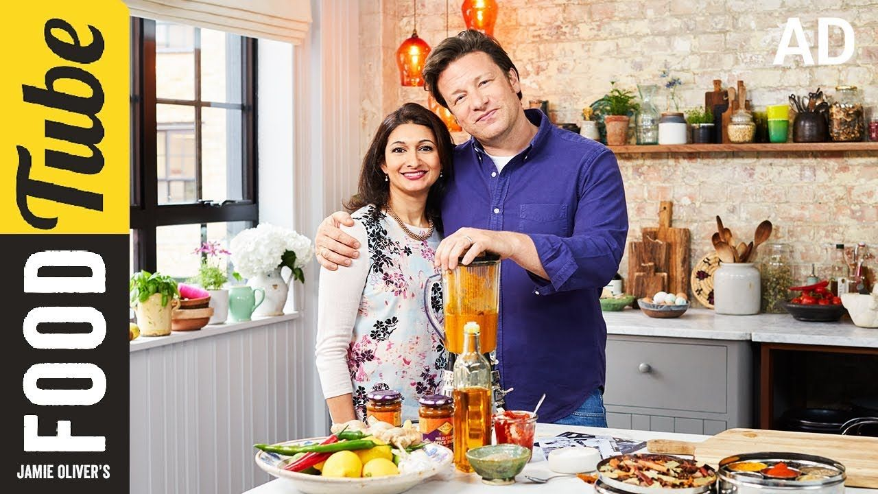 How To Make Curry Paste Jamie Oliver Anjali Pathak Ad
