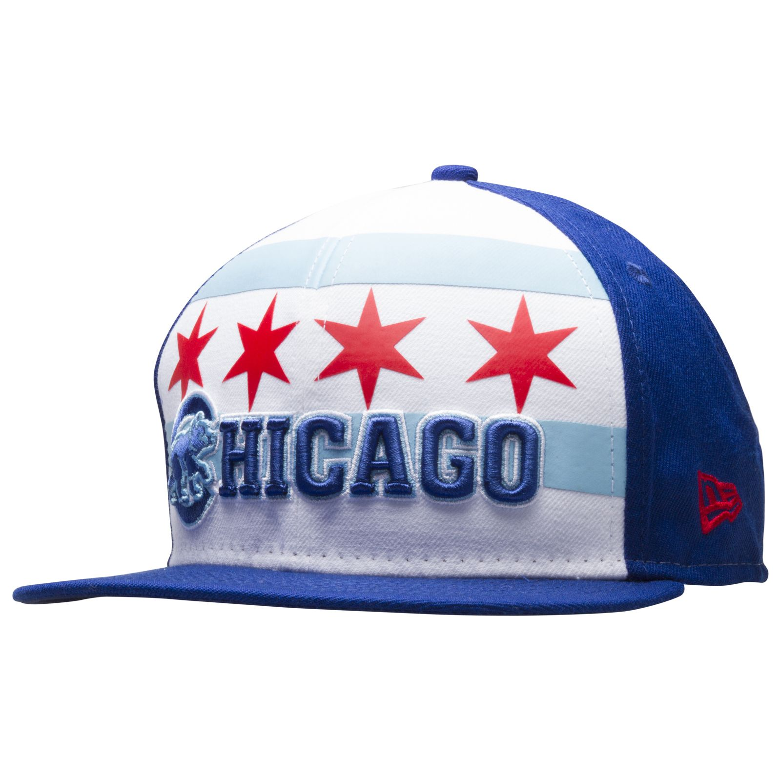 Chicago Cubs Chicago Flag Crawl Bear Snapback Hat by New Era  Chicago  Cubs   ChicagoCubs 42fe90e5f6a4