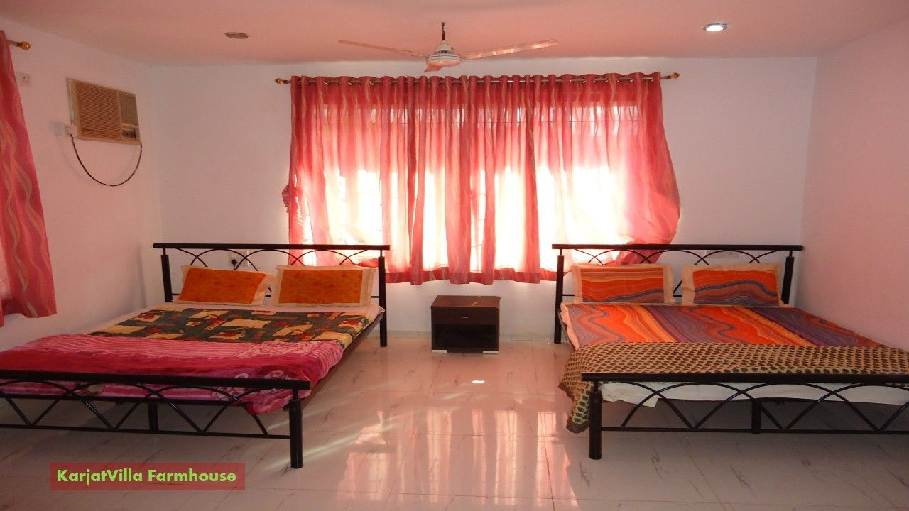 Make your morning with Karjatvilla farmhouse in Karjat