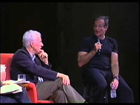 ROBIN WILLIAMS STEVE MARTIN Funny Number 12.15.02 msri bob osserman PART...