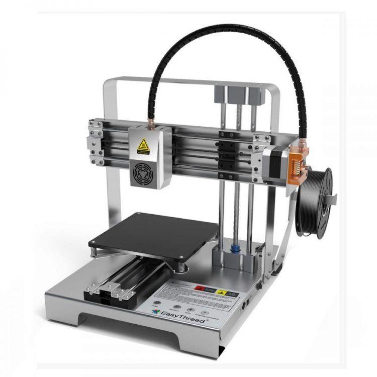 3d Printer For Students Educators Makers And 3d Print Enthusiasts In 2020 3d Printer Kit Small 3d Printer Printer