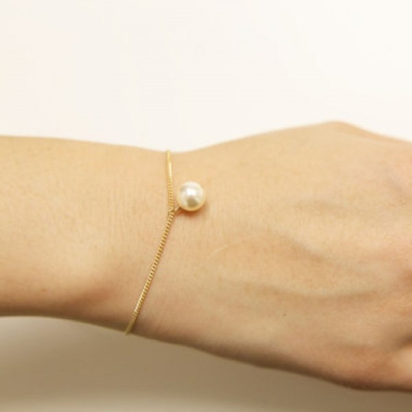 2.76$  Watch now - http://dixev.justgood.pw/go.php?t=144569101 - Faux Pearl Bracelet