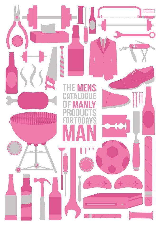 manly vectors