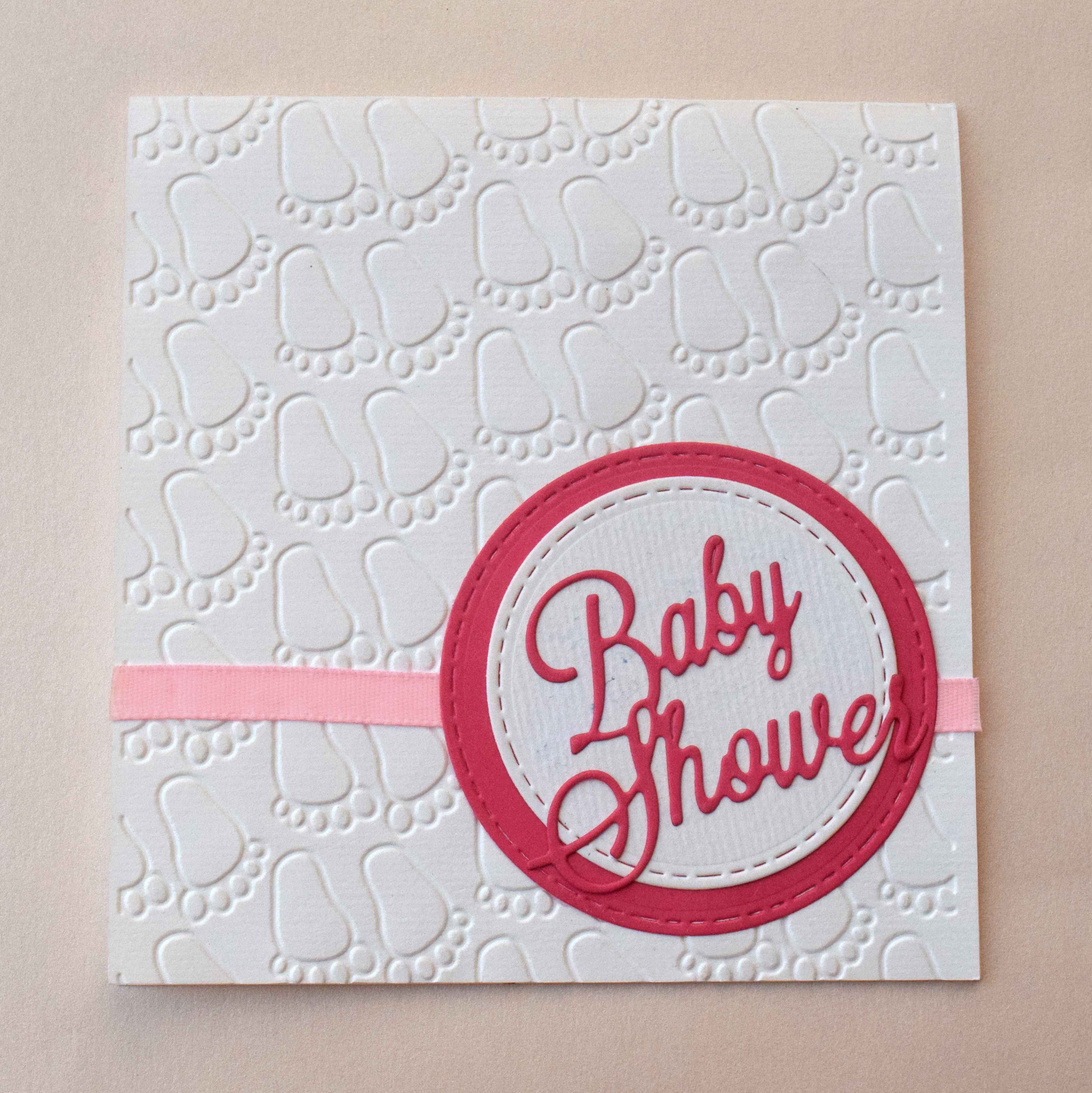 ec0ef0a0c465c Invitación para Baby Shower