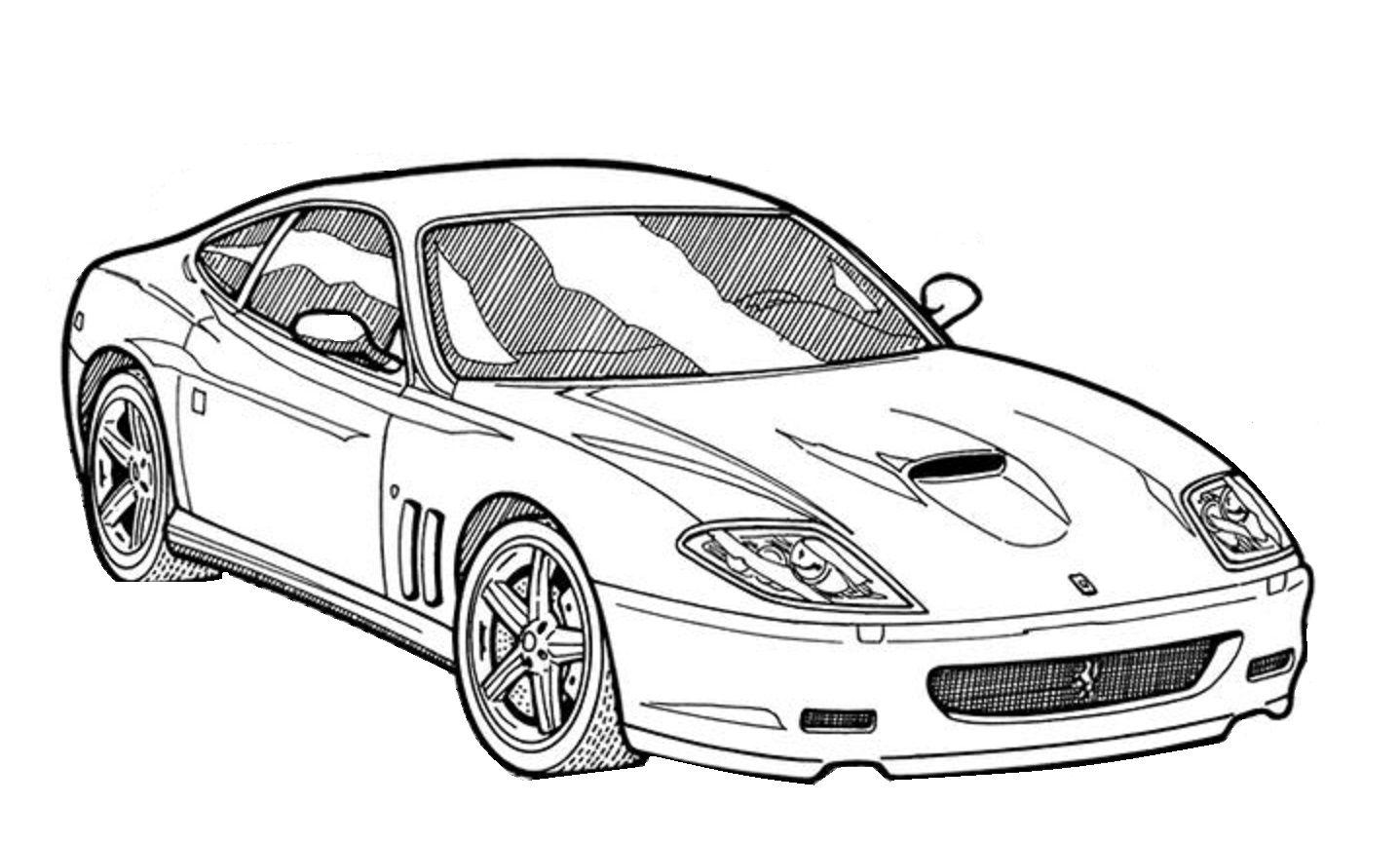 Pin On Car Drawings