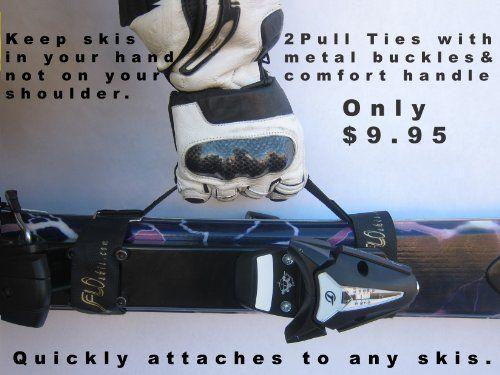 #amazing #hot Ski carrier, Ski #tote, Ski carrier handle, Booster straps, .Power straps,