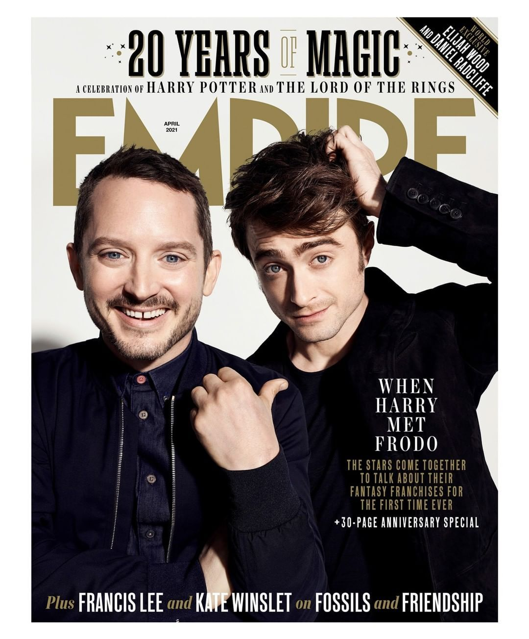 """Wizarding World on Instagram: """"The latest issue of"""