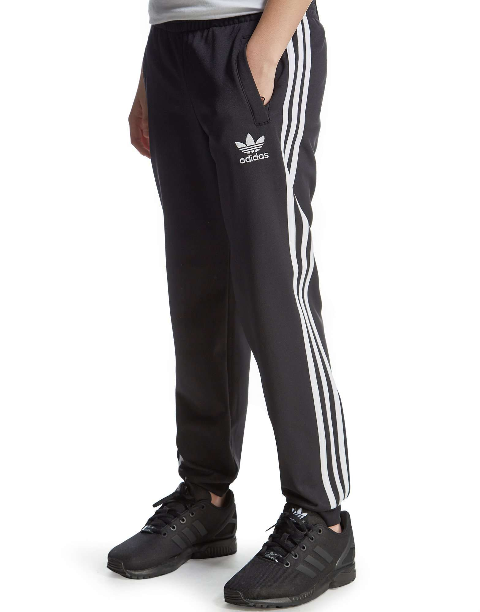 quality design c6c47 3ff06 adidas Originals Poly Track Pants Junior - Shop online for ...