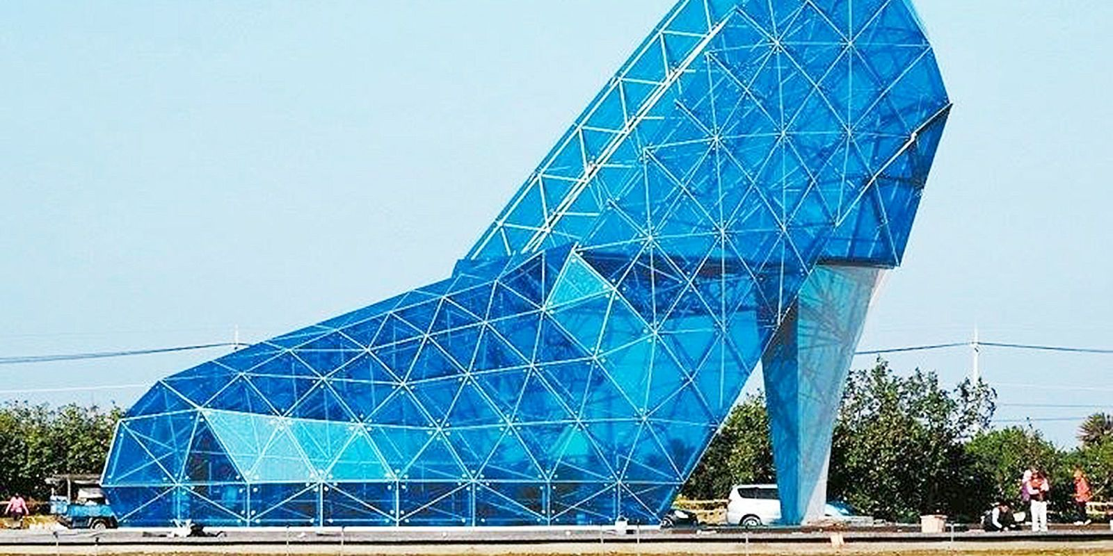 This HighHeelShaped Church Was Literally Built to