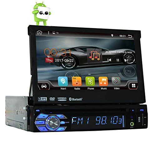 Best Offer Quad Core Android 6 0 Single 1 Din 7 Universal Touch