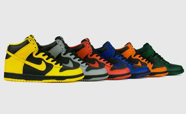 quality design 4ad6d 89dd7 Nike Dunk Hi