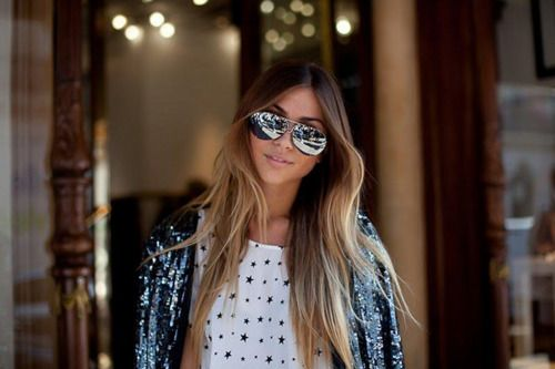 sequin and stars.........